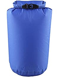 10L 25L 80L Waterproof Dry Bag for Camping Floating Boating Kayaking Rafting Canoeing Blue