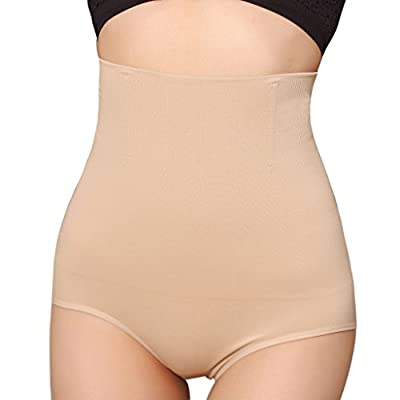 iLoveSIA Women's Control Knickers with Waist Cincher Shapewear