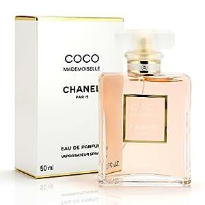 CHANEL COCO MADEMOISELLE EDP 50 ML: Amazon.co.uk: Beauty