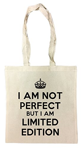 i-am-not-perfect-but-i-am-limited-edition-cotton-borsa-della-spesa-riutilizzabile-cotton-shopping-ba