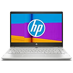 "HP Pavilion x360 14-cd0001nf Ultrabook FHD 14"" Argent (Intel Core i5, 8 Go de RAM, SSD 256 Go, Intel UHD 620, Windows 10)"
