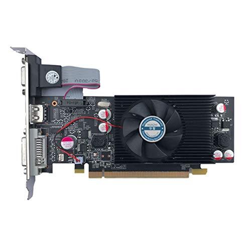 camellia PNY NVIDIA GeForce VCGGT610 XPB 1 GB DDR3 SDRAM PCI Express 2.0 Grafikkarte (schwarz)