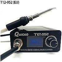 8878D Premium-L/ötstationen 60W L/ötkolben Set Regelbar Rework L/ötstationi mit Digital LED Temperatur-Anzeige L/ötstation