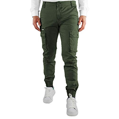 0eb754083b Pantalone verde militare | Opinioni & Recensioni di Prodotti 2019 ...