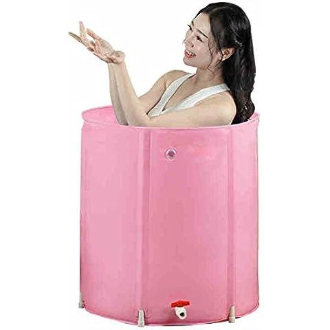pieghevole vasca/Botti vasca da adulti/Vasca/Vasca botte/Canna bagno privo di copertura gonfiabile gratuito-A