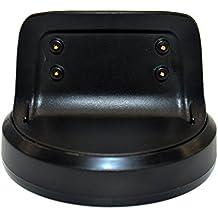 aresh para Samsung Gear Fit 2soporte de carga accesorio de repuesto adaptador de base de soporte de carga y sincronización soporte estación de escritorio cargador para Samsung Galaxy Gear FIT2/Gear Fit 2