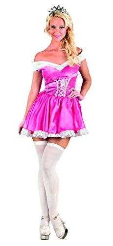 Boland 83617 Karnevalskostüm, pink, 36/38 (Ideen Prom Kostüm Queen)