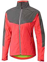 Altura Night Vision Evo 3 Chaqueta Impermeable, Mujer, Hi-Viz Pink/Reflective, S