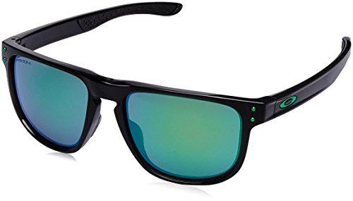 Oakley Herren Holbrook R 937703 Sonnenbrille, Schwarz (Black Ink), 55