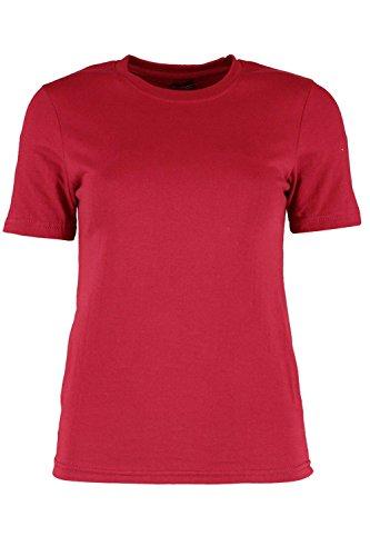 Du vin Femmes Layla T-shirt Col Ras Du Cou Du vin