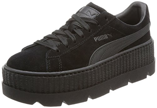 finest selection d419c cca68 Puma x Fenty Cleated Creeper Suede Black by Rihanna - 37