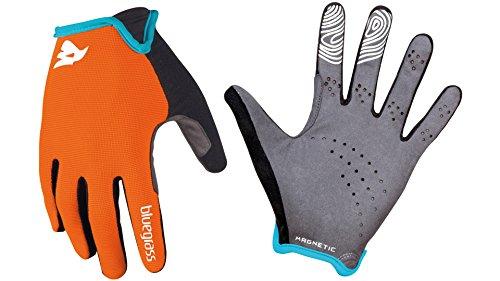 bluegrass Magnete Lite Gloves orange/white Größe M 2017 Fahrradhandschuhe