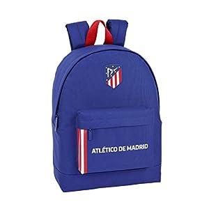 Atlético de Madrid «In Blue» Oficial Mochila Juvenil 325x150x430mm