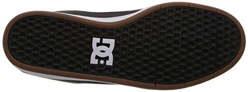 DC CRISIS Herren Skateboardschuhe Grau (DARK SHADOW - DSD)