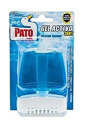 Pato Gel Activo Fres Marino Producto para Inodoro - 55 ml