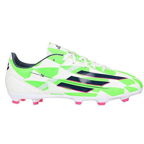 adidas F10 Entreprise Garçons Chaussures de football VERDE/BIA