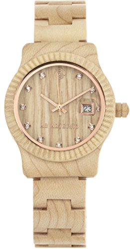 ALBA - wooden watches