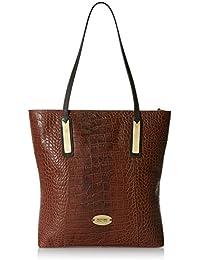 Hidesign Women's Handbag (Tan Brown)