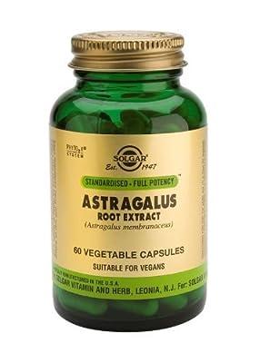 Solgar-SFP Astragalus Root Extract Vegetable Capsules 60 by Solgar Vitamins and Herbs