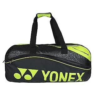 Yonex 9631MS BT6 Badminton Bag, BT 6 (Black)