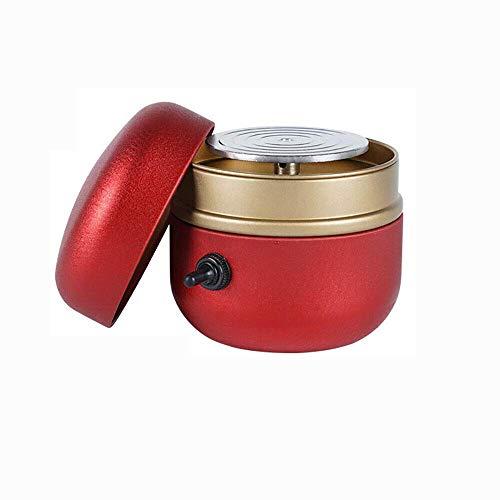 s smautop mini macchina per ceramiche, mini macchina per ceramica a 1500 giri/min. ruota per ceramiche elettrica strumento per argilla fai-da-te con vassoio per adulti bambini arte ceramica