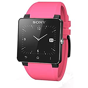Sony Silicone Wrist Strap for SmartWatch 2 - Pink