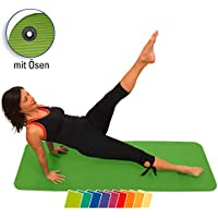 AIREX Gymnastikmatte Fitline 140 inkl. Ösen, Turnmatte, Sportmatte, Fitnessmatte