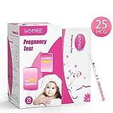 HOMIEE Kits de Tests de Ovulación y Fertilidad,Pruebas de Embarazo...
