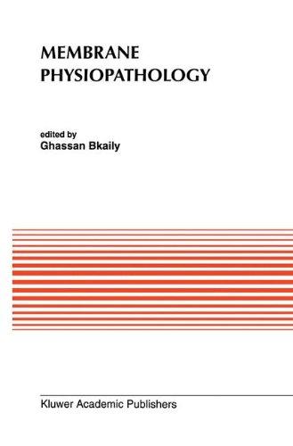 Membrane Physiopathology (Developments in Cardiovascular Medicine)