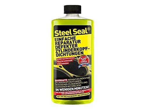 STEEL SEAL - Zylinderkopfdichtung Reparatur ohne Ausbau - Defekte Kopfdichtungen, Verzogene Zylinderköpfe & Gerissene Motorblöcke