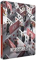 Insaisissables 2 [Édition limitée steelbook - Blu-ray + DVD] [Combo Blu-ray + DVD - Édition boîtier SteelBook]
