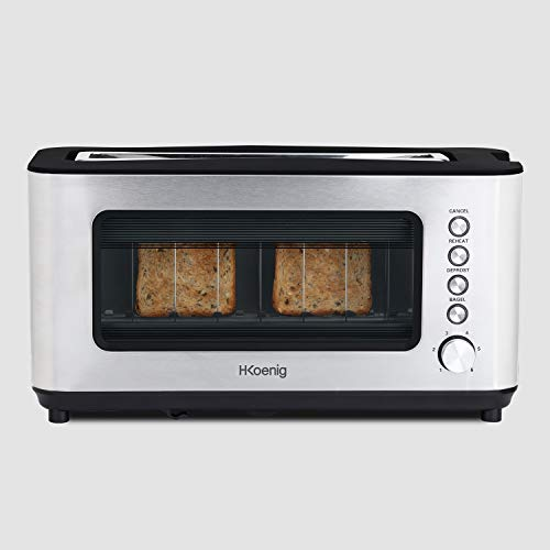 H.Koenig Grille pain Toaster 2 t...