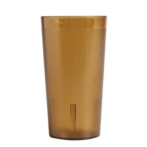 Cambro Colorware 20 oz. Plastic Tumbler, Amber (2000P2153) Category: Plastic Cups by Cambro Amber Colorware Tumbler