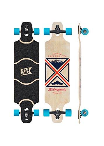 DB Longboards Komplett  Kpl Freeride DTX 38, 1201000263 -