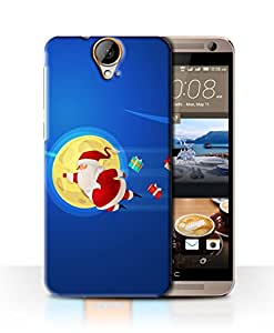 PrintFunny Designer Printed Case For HTCE9Plus