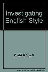 Investigating ENglish Style