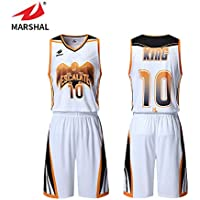 f9f711d41c5 ZHOUKA sublimation white uniforms custom name mens basketball jerseys set  color not fade with mesh fabric