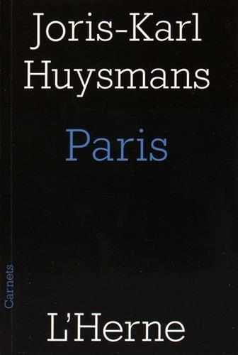 Paris et autres textes