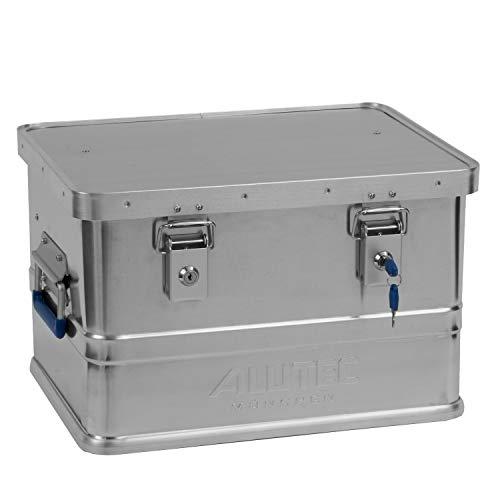 Classic 30 (Alutec Transportkiste Classic 30 - Aluminium Box 30 Liter mit Deckel und Zylinderschloss)