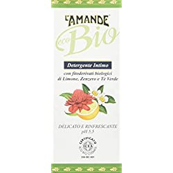 L'Amande Detergente Intimo Eco Bio, 200 ml