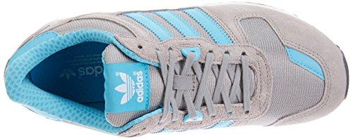 adidas ZX 700, Damen Sneakers ALUMI2/LGAQUA/RUNWHT