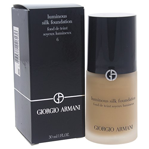 Giorgio Armani Luminous Silk Foundation 06, 1er Pack (1 x 1 Stück)