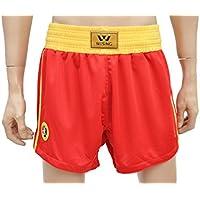 Short Boxeo Chino Wesing - Rojo, XXXL