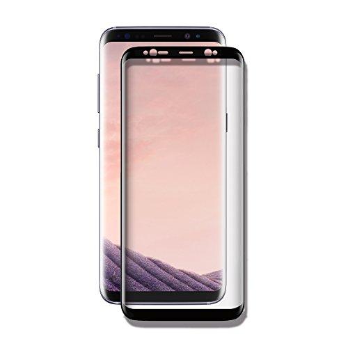 Pack Samsung Galaxy S8 Plus más protector de pantalla Dream. Exclusivo en Amazon. [Versión española: incluye Samsung Pay, actualizaciones de software y de Bixby, compatibilidad de redes], Gris Orquídea