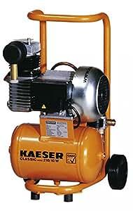 Kaeser classic 210/10W artisans mini compresseur à air comprimé
