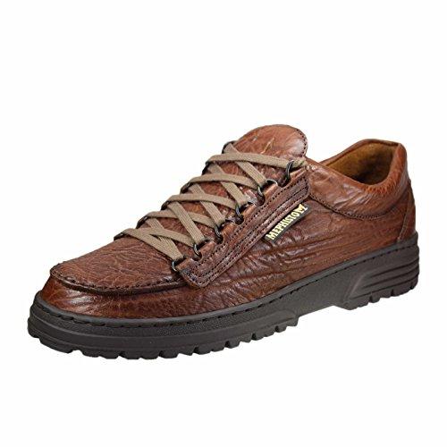Mephisto Schuhe (Mephisto 840-P1518646 Herren Schnürschuh Modell Cruiser aus genarbtem Leder, Groesse 44, Cognac)