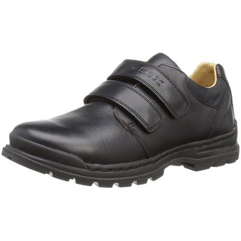 Geox William A - Zapatillas de cuero para niños