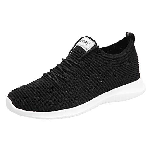 Herren Sneaker Yesmile Slip on Sportschuhe Turnschuhe Outdoor Leichtgewichts Laufschuhe Freizeit Atmungsaktive Schuhe Fitness Sport Freizeit Schuhe 2019