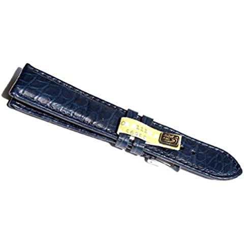 20mm in vera Louisiana Blu Band Germany coccodrillo alligatore coccodrillo Band A14