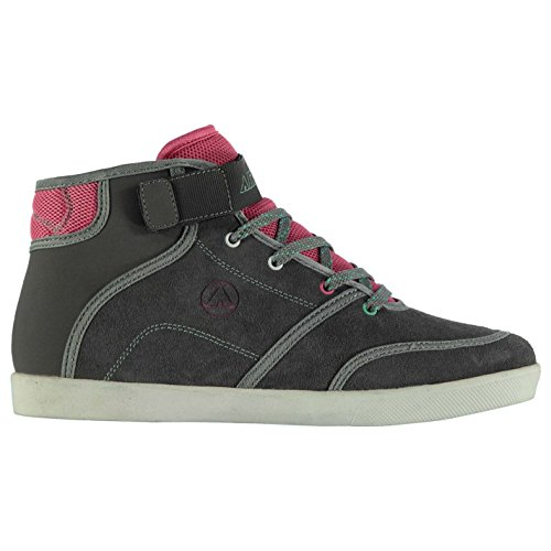 airwalk-malibu-mid-femme-skate-chaussures-baskets-a-velcro-sneakers-sport-grey-mint-pink-6-39